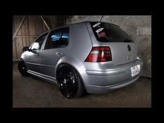 Golf 4 tuning - YouTube
