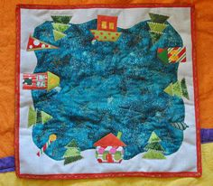Christmas in...February! - QUILTING TOO CUTE!!!