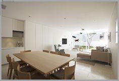 """FRINGE ARCHITECTS Shenton Residence""""Photographs © Adrian Lambert / Acorn Photo"""""""
