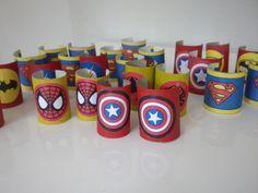 Manchettes super-héros                                                                                                                                                      Plus