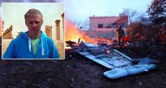 News In Pictures: See Shocking Moment Russian Pilot Blows Himself Up To Evade Capture In Syria