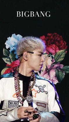 O.P picture photoshoped Vip Bigbang, Daesung, Yg Entertainment, Bigbang Wallpapers, Young Teacher Outfits, Big Bang Kpop, Gu Family Books, G Dragon Top, Top Choi Seung Hyun