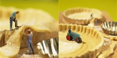 Miniature Photography: Minimiam - Blogs de cuisine