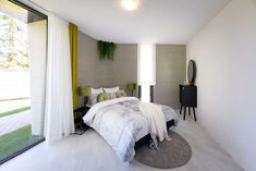 Prvý európsky 3D dom na prenájom už má nájomníkov - Akčné ženy 3d Printed Building, 3d Printed House, Printed Concrete, Load Bearing Wall, Interior And Exterior, Interior Design, Concrete Houses, Unique House Design, Eindhoven