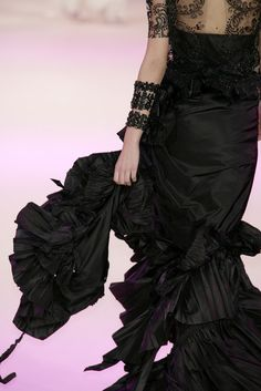 Christian Lacroix couture spring/summer 2007
