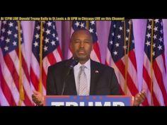 FULL News Conference   Ben Carson Endorses Donald Trump Press Conference In Palm Beach, FL (3-11-16)