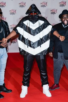 Maitre Gims aux NRJ Music Awards 2015