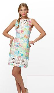 LILLY PULITZER State of Mind Mariana Shift, Spring 2012
