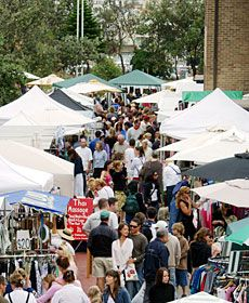 Bondi Markets Dolores Park, Basketball Court, Marketing, Sydney, Travel, Life, Viajes, Destinations, Traveling