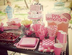 Sophia's Pinkalicious 5th Birthday