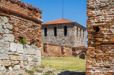 Baba Vida fortress at Vidin, Bulgaria - Andrey Andreev Travel and Photography Eslava, Tourist Sites, Danube River, Central Europe, Beautiful Homes, Mansions, Country, House Styles, Big