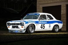 Ford Escort - The Escort is memorable for having a remarkable gear change, great ventilation system, a light and nimble chassis, coupled with lots of engine choices. Read more at somedayclassics. Ford Rs, Car Ford, Classic Cars British, Ford Classic Cars, Escort Mk1, Ford Escort, Ford Capri, Ford Motorsport, Gt Turbo