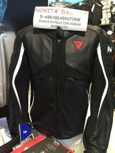 D-Air SILVERSTONE giacca airbag da moto Dainese