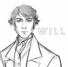 Will lineart. Art by Gabriella Bujdoso. Litjoy Crate, Clockwork Princess, Will Herondale, Shadowhunters The Mortal Instruments, His Dark Materials, The Dark Artifices, The Infernal Devices, Art Memes, Shadow Hunters