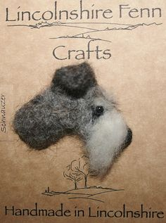 Needle Felted Schnauzer Brooch by LincolnshireFenn on Etsy Big Boy Clothes, Needle Felting Kits, Felt Dogs, Felt Brooch, Country Crafts, Schnauzer, Beautiful Hands, Brooches, Diy Jewelry