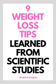 Forget the myths and see which are the best ways to lose weight fast. This article goes over 9 weight loss tips learned from science. Weight Loss Meals, Quick Weight Loss Diet, Weight Loss Workout Plan, Easy Weight Loss Tips, Losing Weight Tips, Weight Gain, Fat Workout, Workout Tips, Reduce Weight