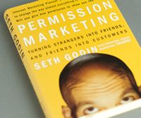Permission Marketing - awesome book by Seth Godin, mentioned in Indiga's post