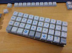 monkeyplusplus - XDA on a Pilcrow looks snappy!