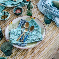 Walter G Wholesale Portal - AUS - Luxor Saffron cotton tablecloth 150x280cm Egyptian Art, Luxor, Portal, Cotton, Fabrics, Entertaining, Inspiration, Usa