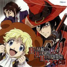 Moonlight Summoner's Anime Sekai: Black Blood Brothers ブラック·ブラッド·ブラザーズ (Burakku Buraddo Burazāzu)
