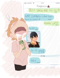 same hinata Kagehina Haikyuu Kageyama, Manga Haikyuu, Haikyuu Funny, Haikyuu Fanart, Anime Manga, Anime Guys, Haikyuu Volleyball, Volleyball Anime, Kagehina Cute