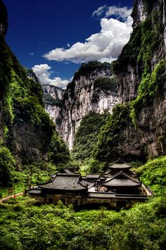 "Wulong Karst in #ChongQing, #China | #Poverty #WeThePeOplE JOIN THE PROJECT; ""Enjoy a Cappuccino while Saving Lives!"" @Pinterest.com/vipsaccess/we-the-people-pinterest-charity-fund-raise-campaig/"