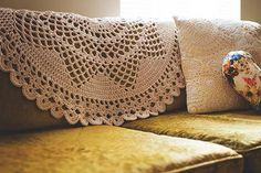 Willow (Doily Blanket) pattern by Lisa Gutierrez