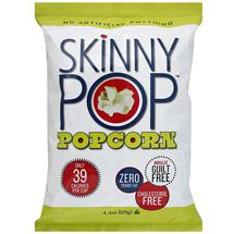Walmart: Skinny Pop Popcorn, 4.4 oz (Pack of 12)