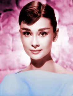 Audrey Hepburn. Classic Beauty. Favorite Actress of all time.