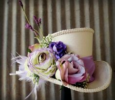 Best tea party hat ever.