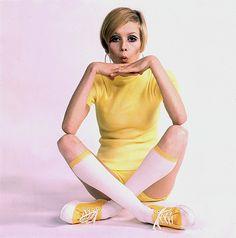 Twiggy, queen of the 60's