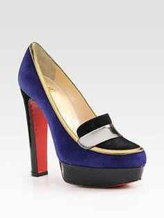 #hot loafer heels