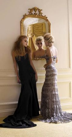 The Olsens...if only I were their triplet!