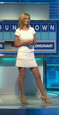 Rachel Riley always a pleasure 🌹🌹💋💋 Great Legs, Nice Legs, Rachel Riley Legs, Racheal Riley, Beautiful Celebrities, Beautiful Women, Blond, Tv Girls, Thing 1
