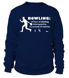 # Bowling Drinking T Shirt .  Bowling Drinking T Shirt