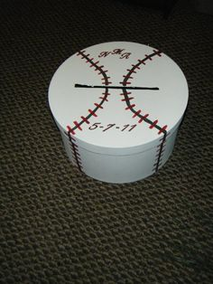 baseball card box