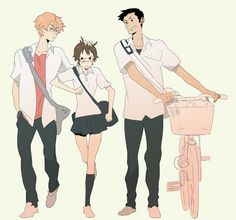 The Girl Who Leapt Through Time <3 The ending kills me though :'''(