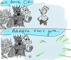 The Witcher 3, doodles 25 by Ayej on DeviantArt