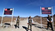 There have been 2 reports in the New Indian Express of Chinese intrusion in Arunachal, and a face-off with the Indian Army there.
