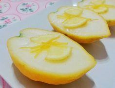 Sorbetto al limone http://www.lovecooking.it/dolci/sorbetto-al-limone/