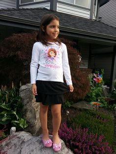 Sophia the First @ Sears Canada