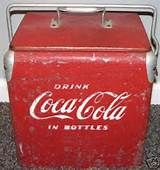 Rare Coca Cola Salesman Sample