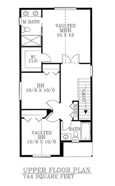 House Plan chp-22538 at COOLhouseplans.com