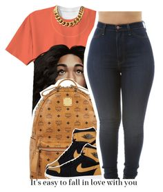 8.28.15 by trinityannetrinity on Polyvore featuring polyvore, fashion, style and MCM