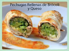 Yummy Recipes: Broccoli and Cheese Stuffed Chicken recipe-- use cheddar not Swiss Healthy Stuffed Chicken Breast, Cheese Stuffed Chicken, Turkey Recipes, Snack Recipes, Cooking Recipes, Healthy Recipes, Yummy Recipes, Amazing Recipes, Rolled Chicken Recipes