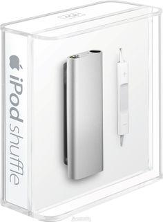 Apple packaging...love their packaging