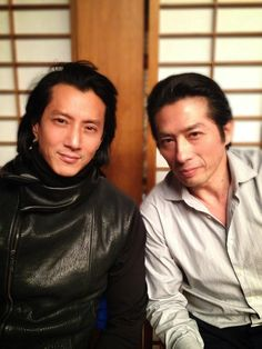 will yun lee & hiroyuki sanada