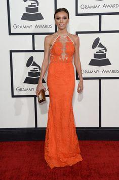 Alex Perry - Grammys  2013