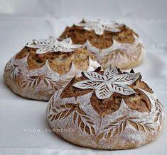 Sourdough Recipes, Sourdough Bread, Bread Recipes, Cooking Recipes, Bread Shaping, Bread Art, Savoury Baking, Artisan Bread, Bread Rolls