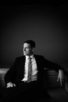 Sebastian #blackwhite #elegance #photo